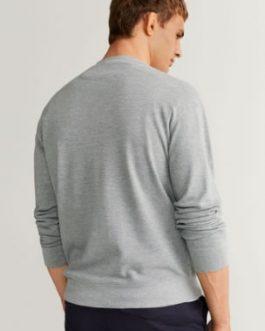 Embroidery Sweatshirt