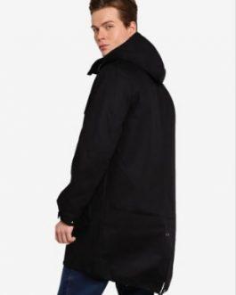 Woven Long Jacket