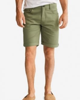 Color Bermuda Shorts