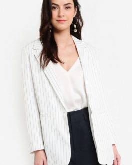 Co-Ord Breasted Blazer