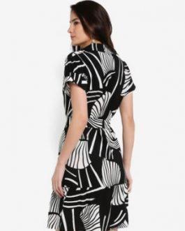 Resort Collar Dress