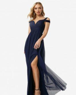 Cut-Out Maxi Dress