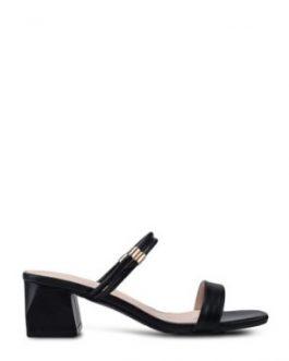 Toe Block Heels