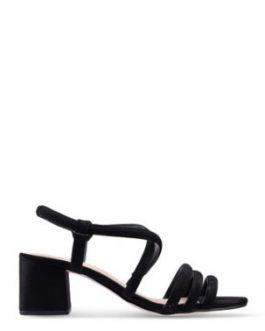 Strap Heel Sandal